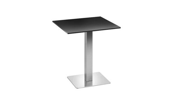 Tisch Boston 68cm schwarz outdoor 1