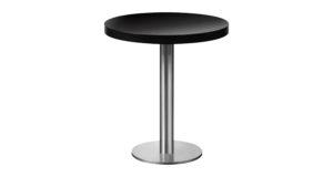 Tisch New York Ø 75cm schwarz 5