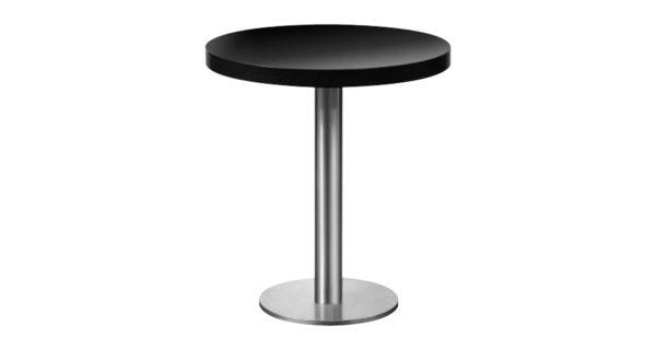 Tisch New York Ø 75cm schwarz 3