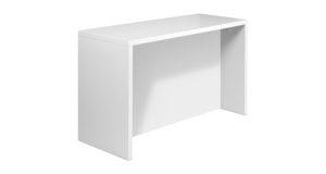 Counter / Empfangstresen weiß 1,80m x 68cm x 1,10m 5