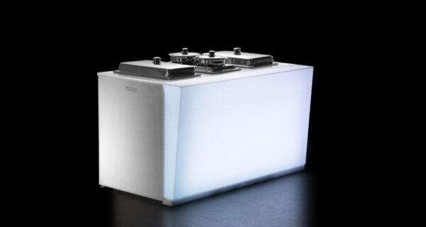 Buffetelement 1,5 m LED komplett 1