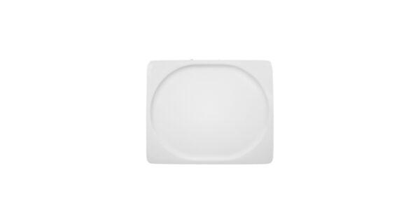 Buffetplatte 1/2 GN Porzellan Savoy 1
