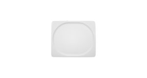 Buffetplatte 1/2 GN Porzellan Savoy 4