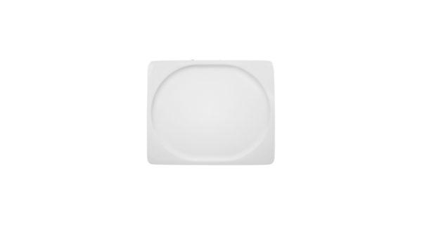Buffetplatte 1/2 GN Porzellan Savoy 3