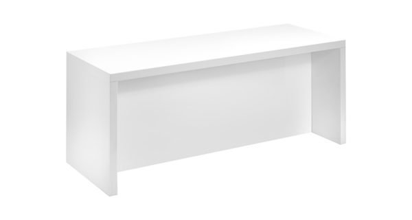 Counter / Empfangstresen weiß 1,80m x 68cm x 75cm 3