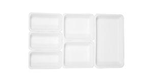 Gastronorm-Schale 1/2 6,5 cm tief 6