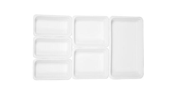 Gastronorm-Schale 1/2 6,5 cm tief 1