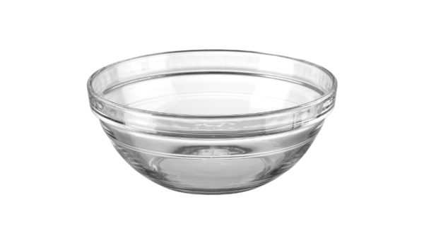 Glasschüssel Ø 26 cm 3