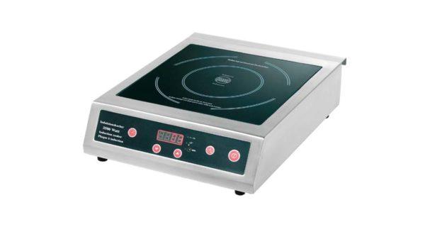 Induktionskocher - 1 Kochplatte 3