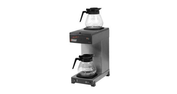 Kaffeemaschine 2 x 1,5 l 3