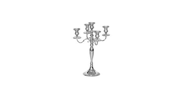 Kerzenleuchter 5-armig 60 cm 3