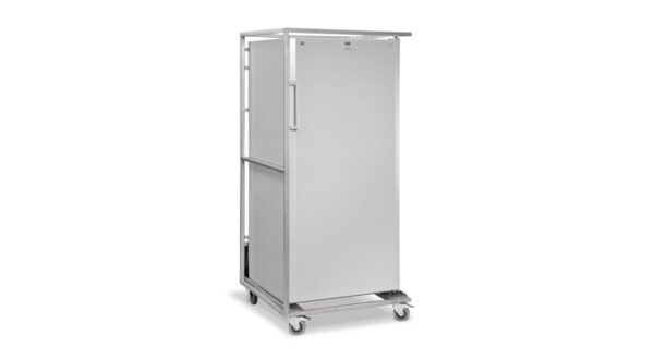 Kühlschrank 500 l Edelstahl 1