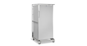 Kühlschrank 500 l Edelstahl 6