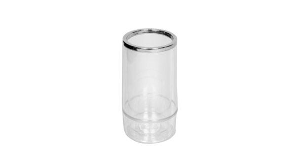 Sekt-/Weinkühler Acryl 1