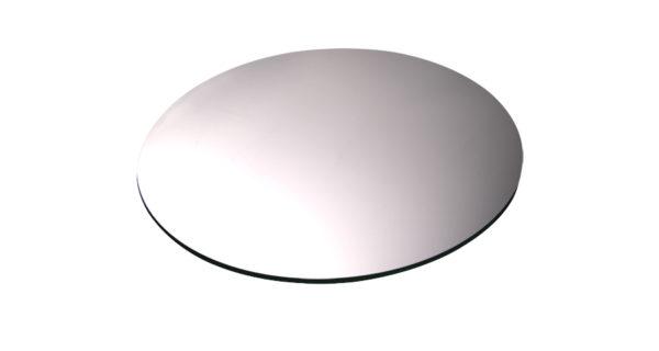 Spiegelplatte Ø 25 cm 3