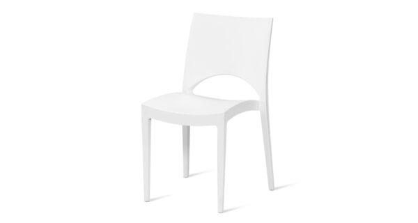 Stuhl Nizza weiß 1