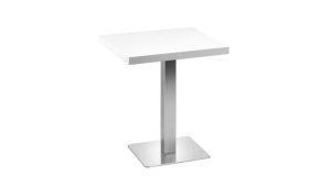 Tisch Boston 68cm weiß 16