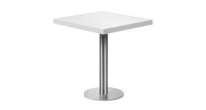 Tisch New York 68cm weiß 10