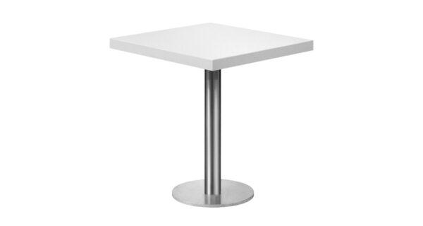 Tisch New York 68cm weiß 1