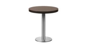 Tisch New York Ø 75cm braun 9