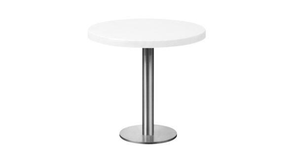 Tisch New York Ø 75cm weiß 1