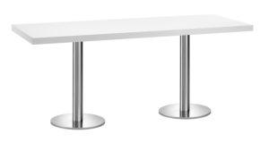 Tisch New York 1,20m weiß 6