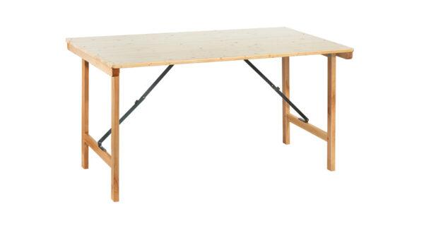Tisch klappbar 1,50x0,76m 1