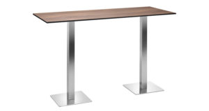 Stehtisch Boston 1,80m smoked Oak 8