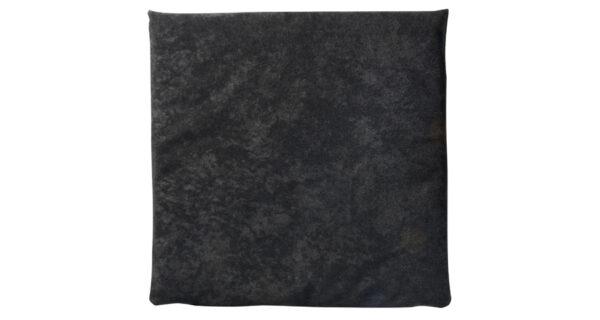 Sitzkissen schwarz 1