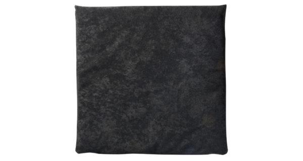 Sitzkissen schwarz 3