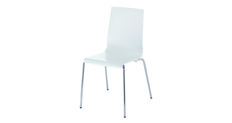 Stuhl Kuadra weiß