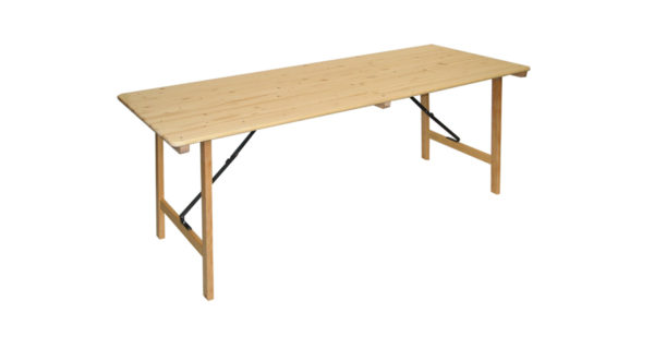 Tisch klappbar 2,00x0,76m 3