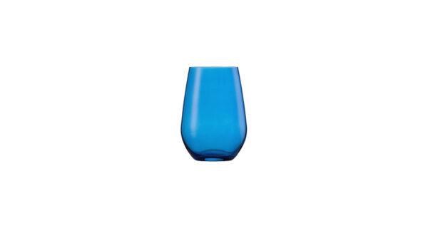 Wasserglas Viña -BLUE- 1