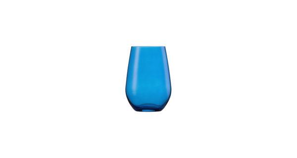 Wasserglas Viña -BLUE- 3
