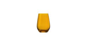 Wasserglas Viña -ORANGE- 10