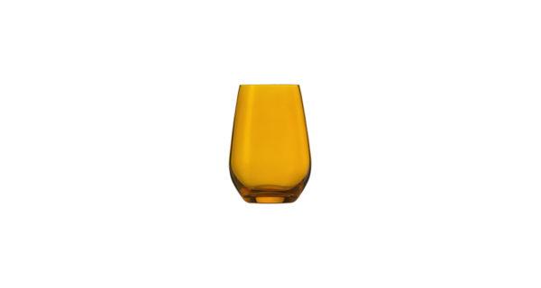Wasserglas Viña -ORANGE- 3