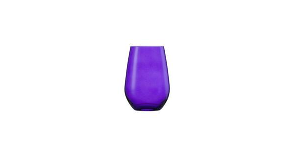 Wasserglas Viña -PURPLE- 1