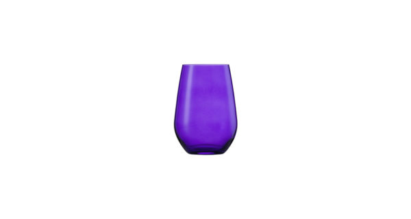 Wasserglas Viña -PURPLE- 3