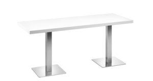 Tisch Boston 1,80x0,80m weiß 155