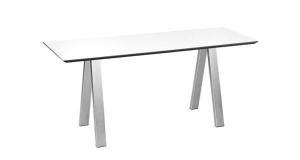 Tisch Chicago 1,80m weiß outdoor 1