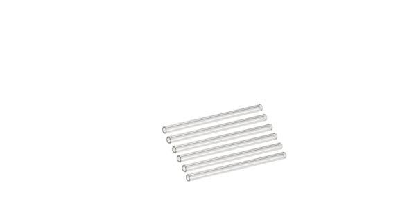 Glasstrohhalm 16 cm 3