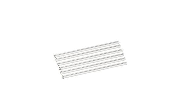 Glasstrohhalm 23 cm 1