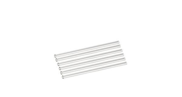Glasstrohhalm 23 cm 3