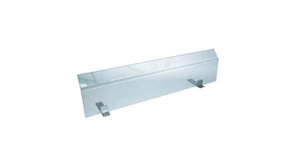 Spuckschutz/Spritzschutz aus Plexiglas -transparent- 1